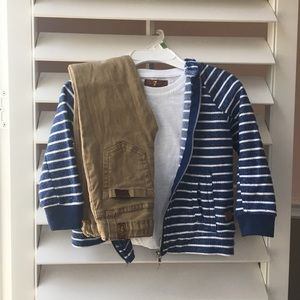 7 for all Mankind 3-piece Outfit
